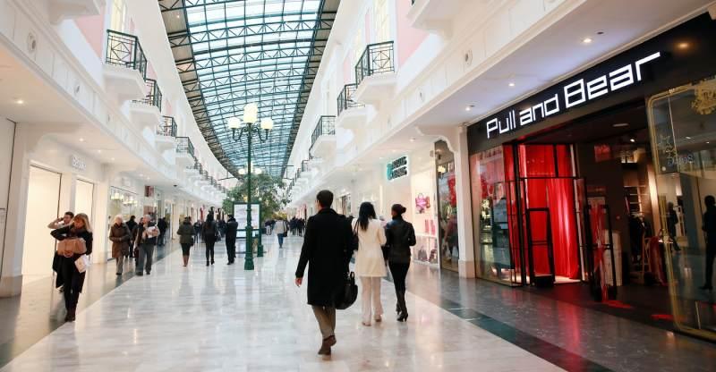 مراکز خرید ونیز