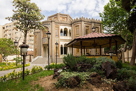 عمارت های تاریخی تهران