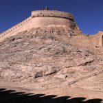 ارگ بم یکی از با ارزشترین شاهکارهای تاریخی ایران زمین