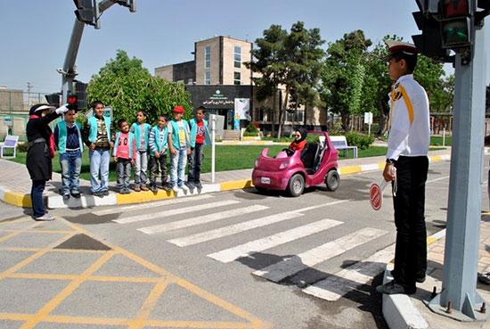 پارک های متفاوت در تهران