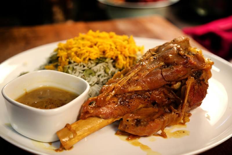رستوران های قزوین
