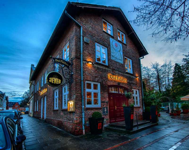 رستوران های هامبورگ
