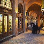 سرای سعدالسلطنه است بزرگترین کاروانسرای سرپوشیده در ایران