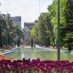 گشت و گذاری در جاذبه ها و دیدنیهای پارک شهر تهران