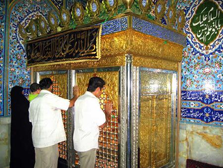 امامزاده سید محمد نوربخش