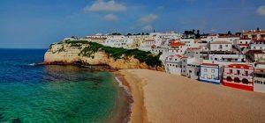 ساحل الگاروه ساحلی خیال انگیز و زیبا در کشور پرتغال