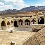 سفری به پارک ملی کویر در کاروانسرای قصر بهرام