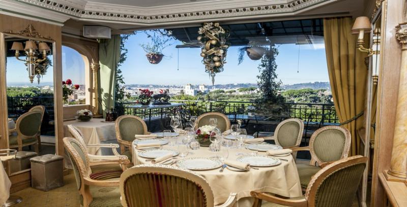 رستورانهای رم