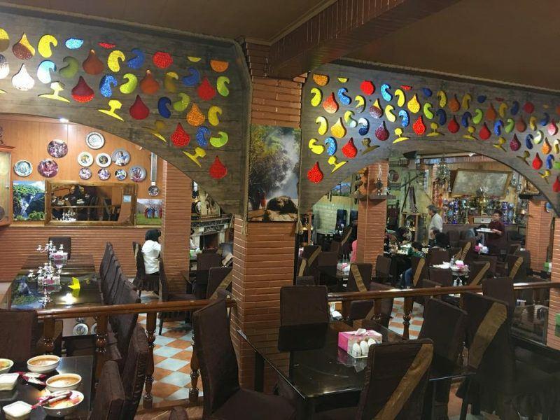 رستوران های سنندج