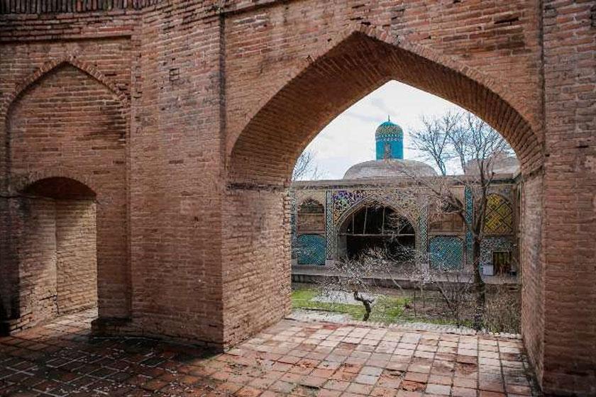 مدرسه سردار قزوین