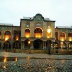 عمارت مسعودیه تهران از دیدنیترین جاذبه های تاریخی پایتخت