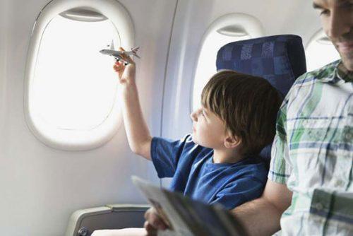 توصیه هایی برای سفر کودکان