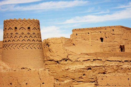 نارین قلعهی میبد یزد