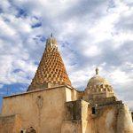 آرامگاه میر محمد حنفیه نگین درخشان جزیره خارک