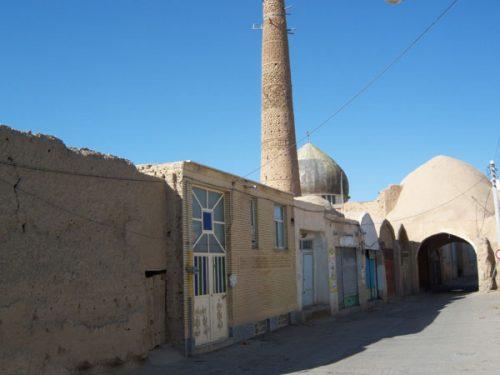 مسجد جامع دامغان