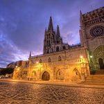 کلیسای جامع بورگوس تنها کلیسای جامع اسپانیا