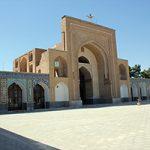 گشتی در تاریخ و قدمت بنای تاریخی مسجد ملک کرمان