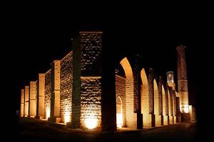 مسجد تاریخی شوشتر با قدیمیترین منبر ایران