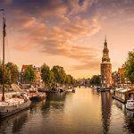 مناسب ترین و بهترین زمان سفر به آمستردام