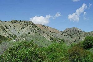 باغ دره خراسان نقطهای سرسبز و بکر برای طبیعت گردی