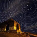 بنای تاریخی آتشکدهی نیاسر از کهنترین چهارطاقی ایران