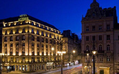 بهترین هتل های بوداپست
