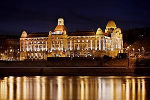 لوکس ترین و بهترین هتل های بوداپست مجارستان