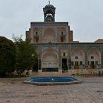 مجموعهی ابراهیم خان کرمان معروف ترین جاذبه کرمان