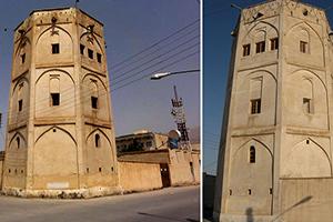 قلعه خورموج یکی از دیدنی ترین آثار تاریخی بوشهر