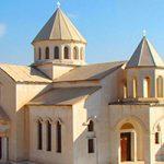 کلیسای سورت گاراپت آبادان زیباترین نماد گفت و گوی تمدنها