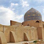 مسجد جامع ساوه از اولین مساجد ساخته شده در ایران
