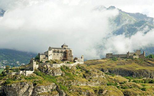 جاذبه های ناشناخته سوئیس