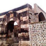 دروازه سنگی خوی دروازه باقیمانده از تاریخ کهن ایران