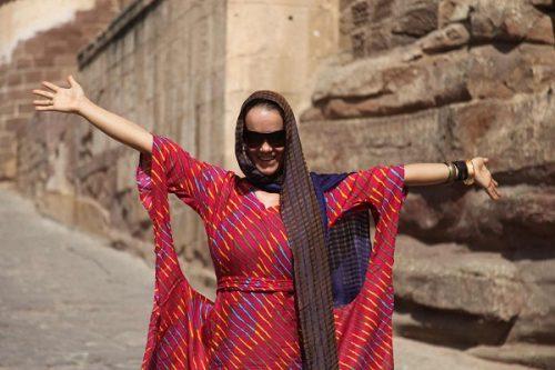 لباس مناسب در هند