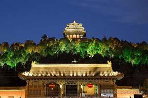 پارک جینگشان پکن آرامشی بی نظیر در چین