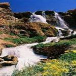 آبشار شیخ علیخان در کوهرنگ چهارمحال بختیاری