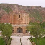 شهر تاریخی کلات در خراسان