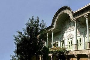 عمارت انیس الدوله همسر ناصرالدین شاه در تهران