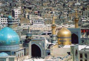 جاذبه های توریستی شهر مشهد