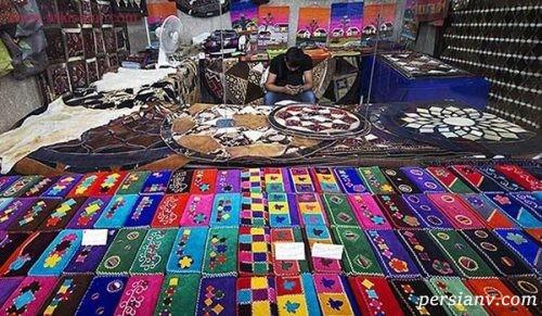 بازارچه سنتی ترکمن