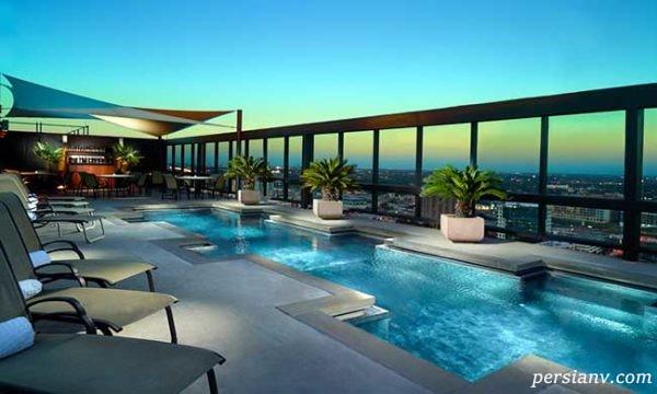 امکانات هتل ها