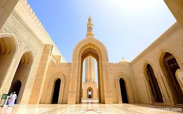 شاهکارهای معماری جهان عرب را در مسقط
