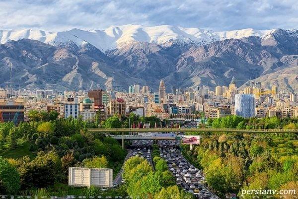 اجاره آپارتمان مبله در تهران از سایت ایران ماوا