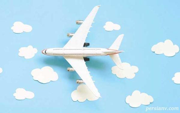 اخراج از هواپیما