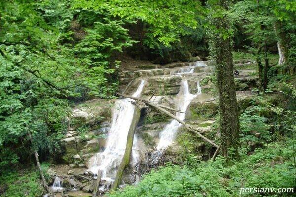 آبشار حسینا
