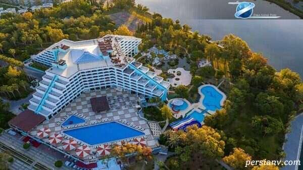 تور آنتالیا با هتل یوآل