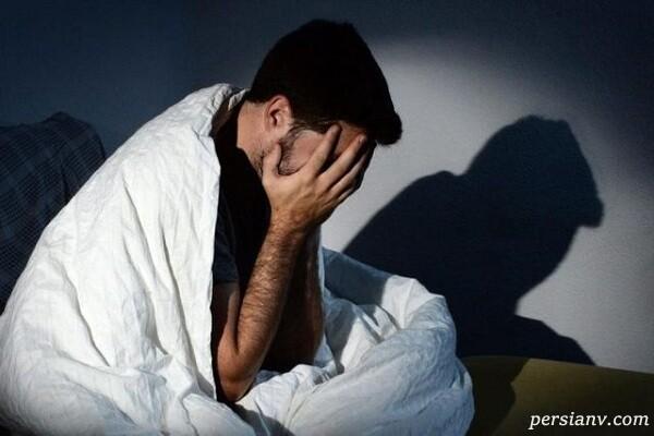 مشکلات ناشی از پریدن ناگهانی از خواب