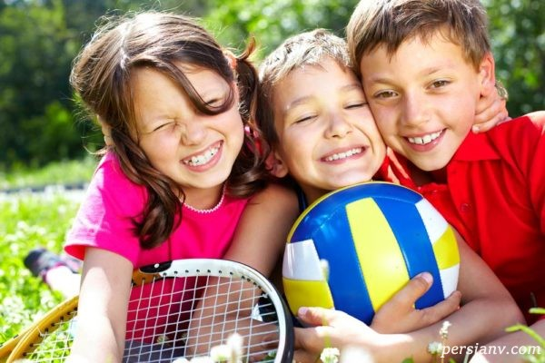 پرورش سلامت روان در کودکان