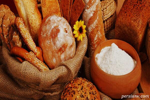نان برکت سفره های سنتی