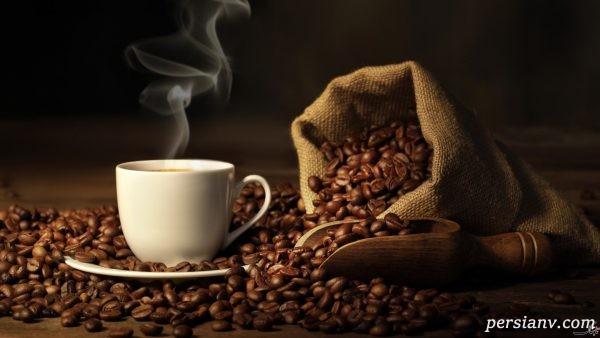 خوردن قهوه و نسکافه و کم خونی
